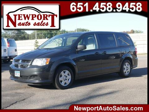 2012 Dodge Grand Caravan for sale in Newport, MN