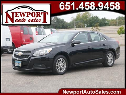 2013 Chevrolet Malibu for sale in Newport, MN