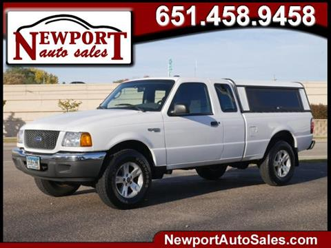2003 Ford Ranger for sale in Newport, MN