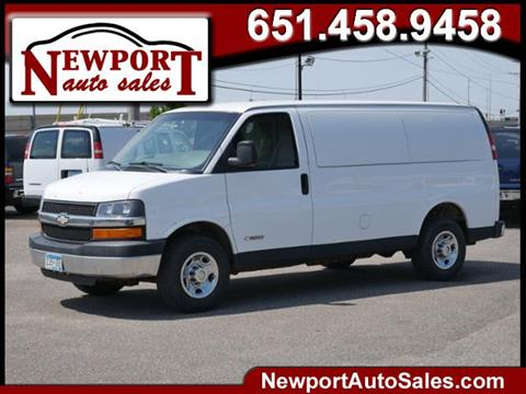 2006 Chevrolet Express Cargo for sale in Newport, MN