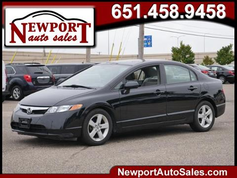 2008 Honda Civic for sale in Newport, MN