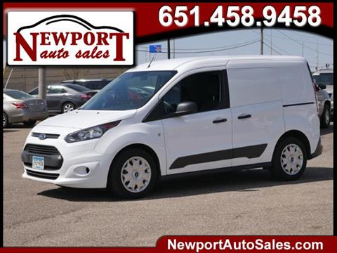 2015 Ford Transit Connect Cargo for sale in Newport, MN