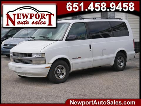 2001 Chevrolet Astro for sale in Newport, MN