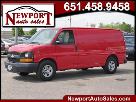 2008 Chevrolet Express Cargo for sale in Newport, MN