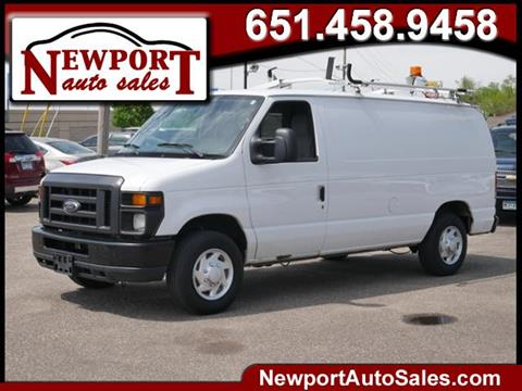 2009 Ford E-Series Cargo for sale in Newport, MN