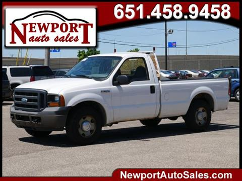 2006 Ford F-250 Super Duty for sale in Newport, MN