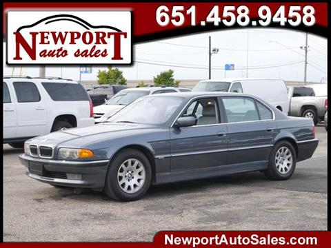 2001 BMW 7 Series for sale in Newport, MN