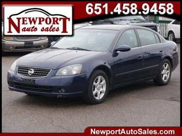 2005 Nissan Altima for sale in Newport, MN