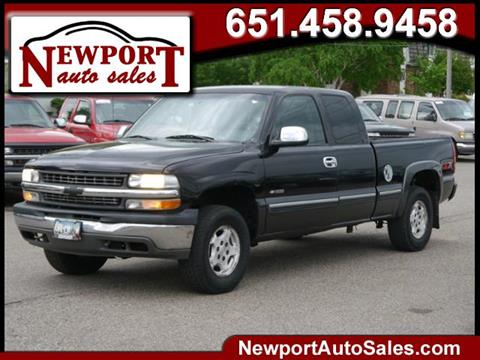 2000 Chevrolet Silverado 1500 for sale in Newport, MN