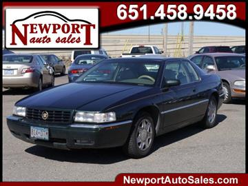 1997 Cadillac Eldorado for sale in Newport, MN