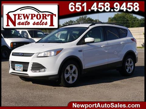 2013 Ford Escape for sale in Newport, MN