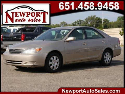 2004 Toyota Camry for sale in Newport, MN