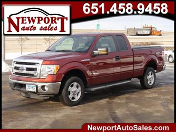 2014 Ford F-150 for sale in Newport, MN