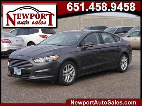 2015 Ford Fusion for sale in Newport, MN