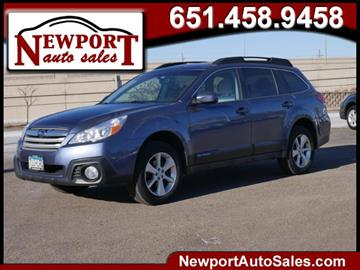 2013 Subaru Outback for sale in Newport, MN