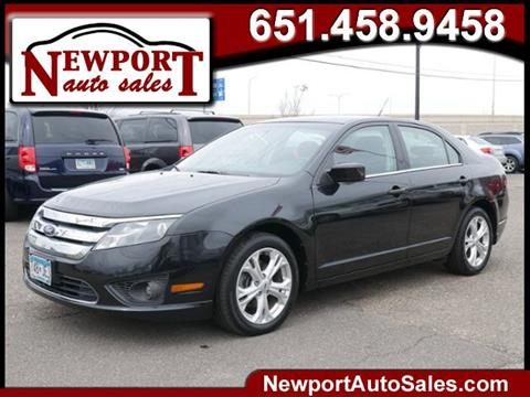 2012 Ford Fusion for sale in Newport, MN