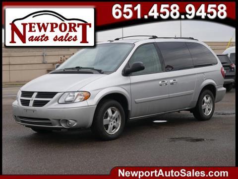 2007 Dodge Grand Caravan for sale in Newport, MN