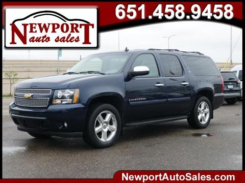 2007 Chevrolet Suburban for sale in Newport, MN