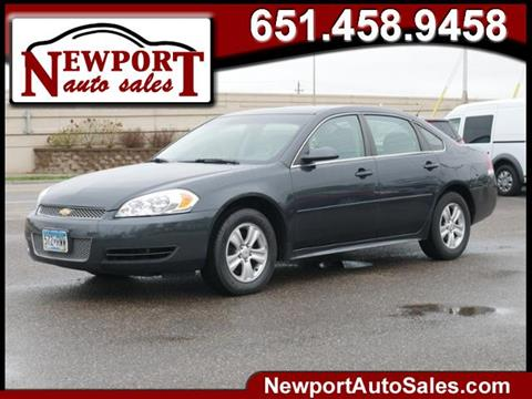 2013 Chevrolet Impala for sale in Newport, MN