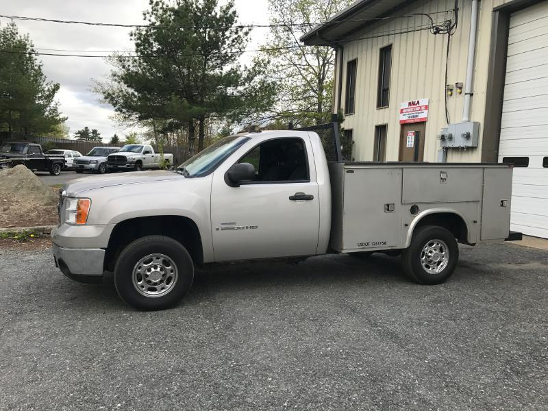2008 GMC Sierra 2500HD 2500 HEAVY DUTY - Upton MA