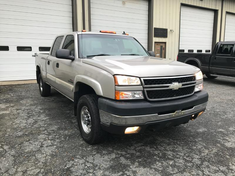 2006 Chevrolet Silverado 2500HD 2500 HEAVY DUTY - Upton MA