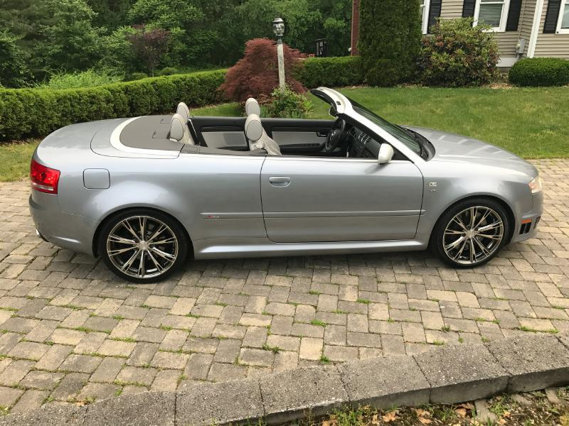 2008 Audi RS 4 AWD quattro 2dr Convertible - Upton MA