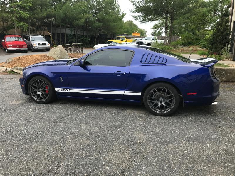 2014 Ford Mustang GT 2dr Coupe - Upton MA