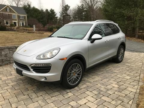 2011 Porsche Cayenne for sale in Upton, MA