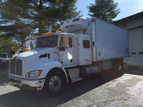 2010 Kenworth T270 for sale in Upton, MA