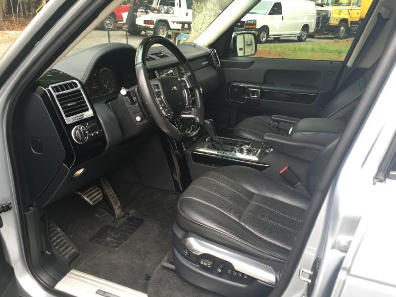 2011 Land Rover Range Rover 4x4 Supercharged 4dr SUV - Upton MA