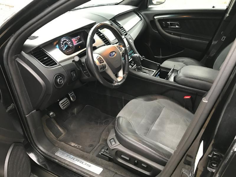 2013 Ford Taurus AWD SHO 4dr Sedan - Upton MA
