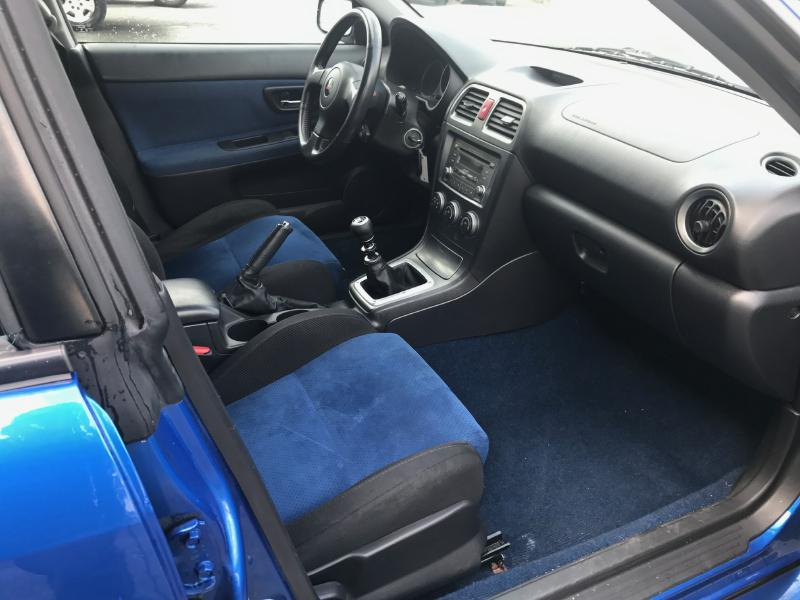 2006 Subaru Impreza WRX STI - Upton MA