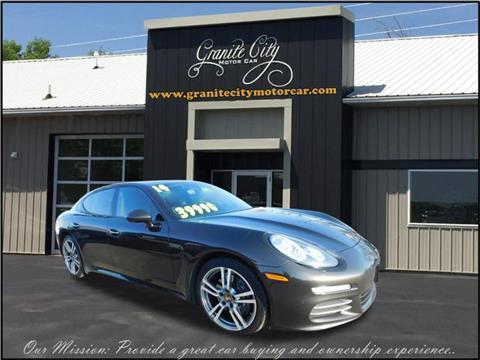 2014 Porsche Panamera for sale in Saint Cloud, MN