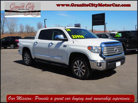 2014 Toyota Tundra for sale in Saint Cloud, MN