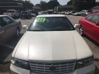 2002 Cadillac Seville for sale in Millington TN