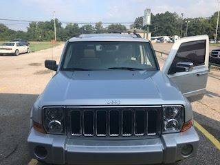 2007 Jeep Commander for sale in Millington TN