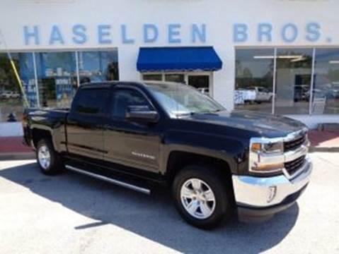 2016 Chevrolet Silverado 1500 for sale in Hemingway, SC