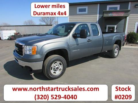 2011 GMC Sierra 2500HD for sale in St Cloud, MN