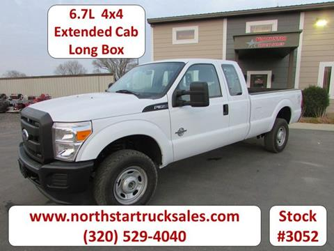 2011 Ford F-350 Super Duty for sale at NorthStar Truck Sales in St Cloud MN