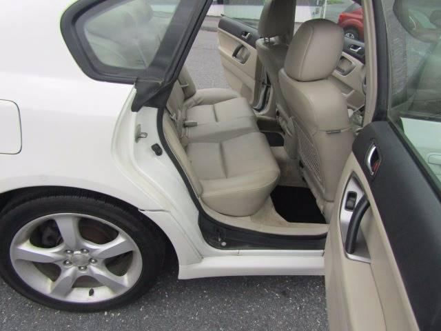 2006 Subaru Legacy AWD 2.5i Limited 4dr Sedan - Shermans Dale PA