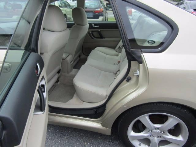 2008 Subaru Legacy AWD 2.5i Special Edition 4dr Sedan 4A - Shermans Dale PA