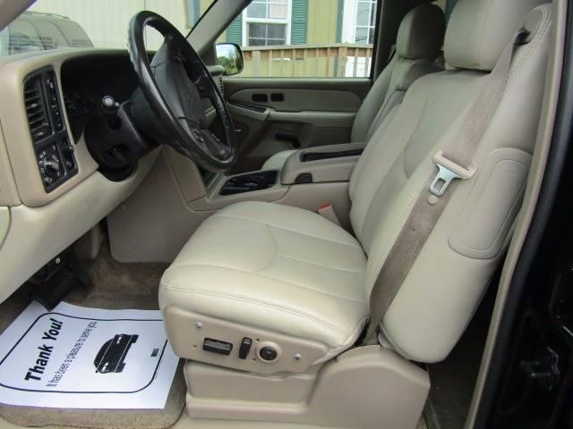 2003 Chevrolet Tahoe LT 4WD 4dr SUV - Shermans Dale PA