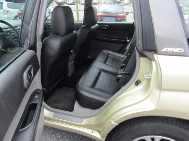 2004 Subaru Forester AWD 4dr XT Turbo Wagon - Shermans Dale PA