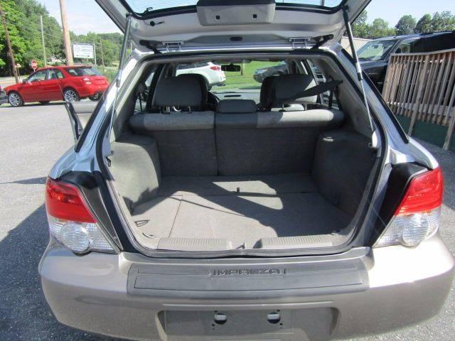 2004 Subaru Impreza AWD Outback Sport 4dr Wagon - Shermans Dale PA