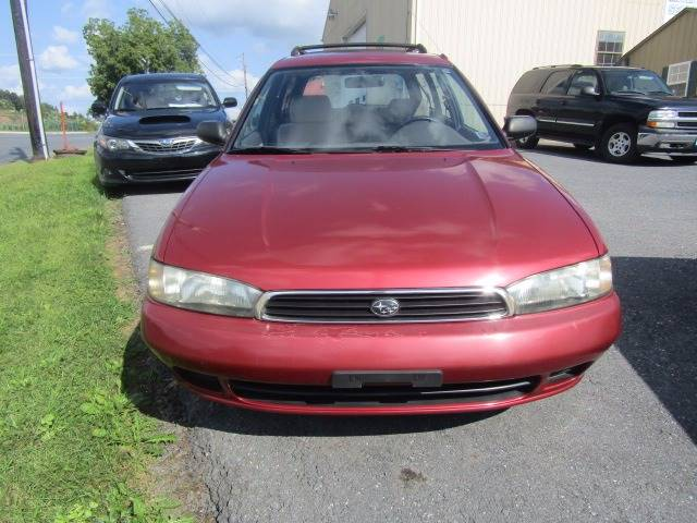 1995 Subaru Legacy AWD Outback 4dr Wagon - Shermans Dale PA
