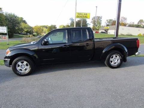 2008 Nissan Frontier for sale in Shermans Dale, PA
