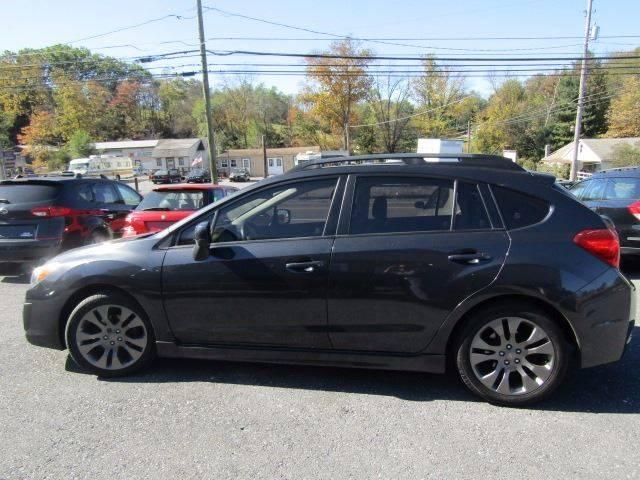 2012 Subaru Impreza Awd 20i Sport Limited 4dr Wagon In Shermans