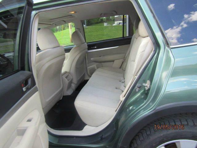 2010 Subaru Outback AWD 2.5i Premium 4dr Wagon CVT - Shermans Dale PA