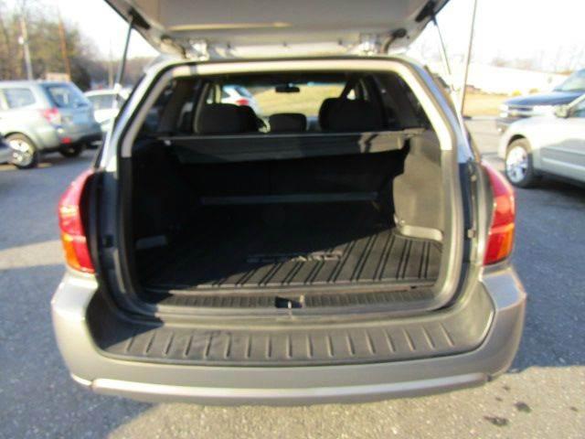 2005 Subaru Outback AWD 2.5i 4dr Wagon - Shermans Dale PA