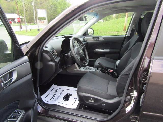 2013 Subaru Forester AWD 2.5X Premium 4dr Wagon 4A - Shermans Dale PA